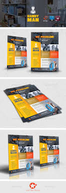 handyman flyers templates org stock photos graphics graphicriver handyman flyer templates 12945475