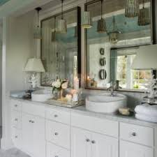 double vanity with mercury pendant lights bathroom pendant lighting double vanity