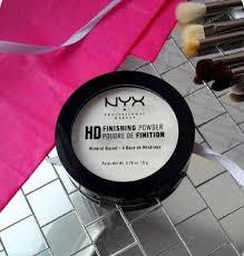 <b>NYX Professional Makeup</b> High Definition Finishing Powder ...