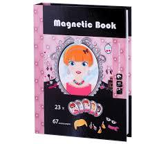 <b>Развивающая</b> игрушка <b>Magnetic Book игра</b> Стилист 90 деталей ...