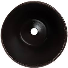 <b>Горшок цветочный</b> «Меланж» серый 2.6 л 180 мм, керамика, с ...