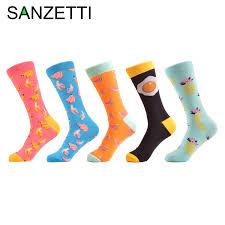 2019 Socks /<b>Women</b> 'S <b>Funny</b> Colorful Combed Cotton Socks ...