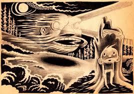 Adrien Demont - Conte , illustration originale    De l\u0026#39;art sur la ... - o_000005981_i