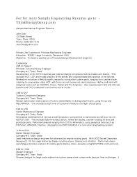 sample ng resume  voorbeeld curriculumvitae  mechanical engineer    sample ng resume