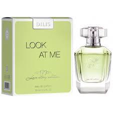 <b>Парфюмерная вода</b> - Dilis Parfum Love Story Edition <b>Look At</b> Me