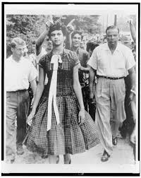 a picture is worth a thousand words  lesson plan  lesson plan  in  fifteen year old dorothy geraldine counts and three other students became the first african american students to attend the previously all white