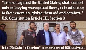 Image result for john mccain isis