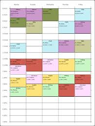 online weekly class scheduling template i used the college online weekly class scheduling template i used the college schedule maker