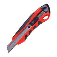 """<b>Нож канцелярский</b> 18 мм <b>BRAUBERG</b> """"Universal"""", 3 лезвия в ..."""