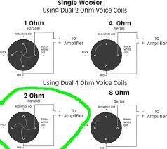 dvc wiring diagram kicker comp wiring diagram kicker wiring diagrams online wiring diagram dual voice coil