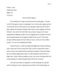 essay on fear  aquamyfreeipme my fear of public speaking gcse english marked by teachers commy fear of public speaking