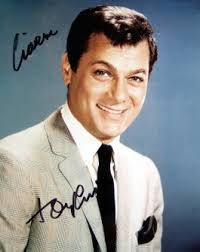 been married to Jill Vandenberg since 1998. Tony Curtis signed photo to Ciaran. Tony Curtis signed this photo to me at Autographica - curtispersonalisedauto265