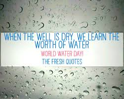 water quotes and save water slogans quotes wishes