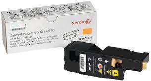 <b>Картридж</b> Xerox <b>106R01633</b>, желтый, для лазерного принтера ...