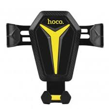 Крепления для мобильного телефона <b>Hoco CA22 Black</b>/<b>Yellow</b> ...
