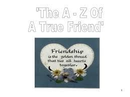 essay on good friend Qualities Of A True Friend