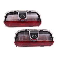 2pcs <b>LED</b> Symbol <b>Welcome Light</b> Door Logo Projector <b>Lamp</b> for ...