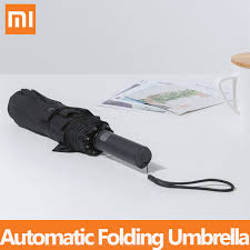 <b>Xiaomi Mijia Automatic Folding</b> Umbrella and Aluminum Parasol ...