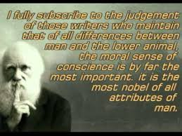 Charles Darwin quotes about Science evolution and humanity - YouTube