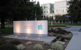 cupertino ca apple photo of apple headquarters one infinite loop photo thanks to flickr user apple office