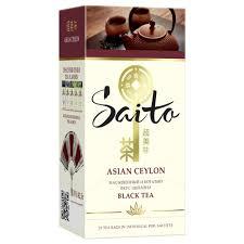 Стоит ли покупать <b>Чай черный Saito Asian</b> Ceylon в пакетиках ...