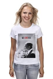 <b>Футболка классическая</b> We LOVErov by <b>Design</b> Ministry #659687 ...