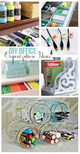 pretty and budget friendly ways to organize your home beautiful home offices ways