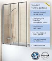 <b>Шторки для ванной Riho</b> - Купить <b>шторку для ванны Рихо</b> - цена в ...