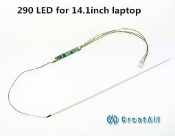 290mm 14inch <b>led backlight strip</b> kit,Update your 14inch laptop to ...