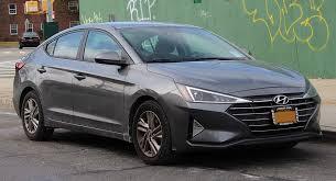 Hyundai Elantra — Википедия