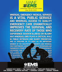 maine ems week by bangor daily news issuu