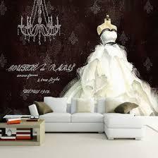 Shop European <b>Style</b> Retro <b>Hand Painted</b> Wedding Dress Large ...
