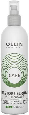 <b>Ollin Professional</b> Care Restore serum - 4HAIR.LV