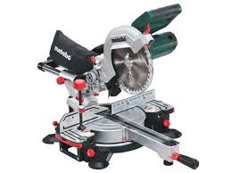 <b>Metabo KGS216M</b>/2 230v Sliding Compound Crosscut Mitre Saw