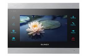<b>Slinex SL</b>-<b>07IP</b> купить IP <b>видеодомофон</b> для квартиры и офиса ...