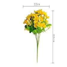 Amazon.com: bilang <b>10pcs</b> Daisy <b>Flower Hydrangea</b> Wedding Party ...