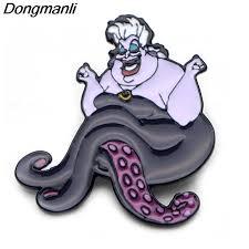 P3889 <b>Dongmanli Fashion</b> Anime The Lion King Cool Metal Enamel ...