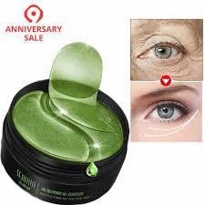 24K <b>Gold Eye Mask 60pcs</b> Moisturizing Anti Wrinkle <b>Collagen</b> Eye ...