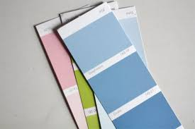 Use color swatches for easy coordinating of your clothing pieces.