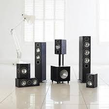 <b>Специальная Тыловая Акустика Monitor</b> Audio Bronze Fx Black ...