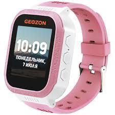 <b>Умные</b> детские <b>часы Geozon Classic</b> Pink