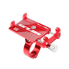 <b>GUB G-81</b> Aluminum Bicycle Phone Stand For 3.5-6.2 Inch Phone ...