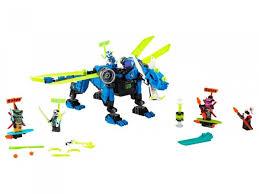 Купить <b>Конструктор Lego Ninjago Кибердракон</b> Джея в каталоге с ...