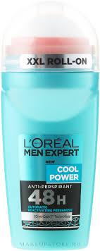 <b>Дезодорант шариковый</b> - L'Oreal Paris <b>Men</b> Expert Cool Power ...