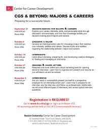 career development workshops flyer general studies blog career development workshops flyer