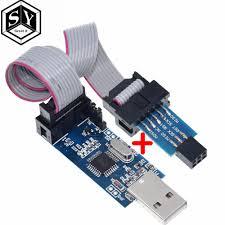 <b>1PCS Great IT</b> USBASP USBISP AVR Programmer USB ISP USB ...