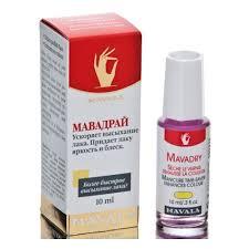 <b>Средство</b> для быстрого высыхания лака <b>MAVALA Mavadry</b> ...