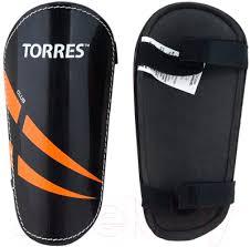 <b>Torres</b> Club FS1607 (M, черный/оранжевый/белый) <b>Щитки</b> ...