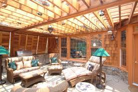 patio wall ideas archadeck