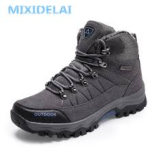 MIXIDELAI New Super Warm <b>Men Winter</b> Boots <b>Men High Quality</b> ...